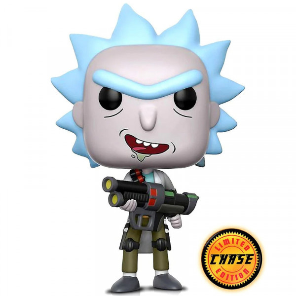 Rick and Morty - figurka Weaponized Rick CHASE (Funko Pop! nr 172)