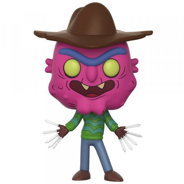 Rick and Morty - figurka Scary Terry (Funko Pop! nr 300)