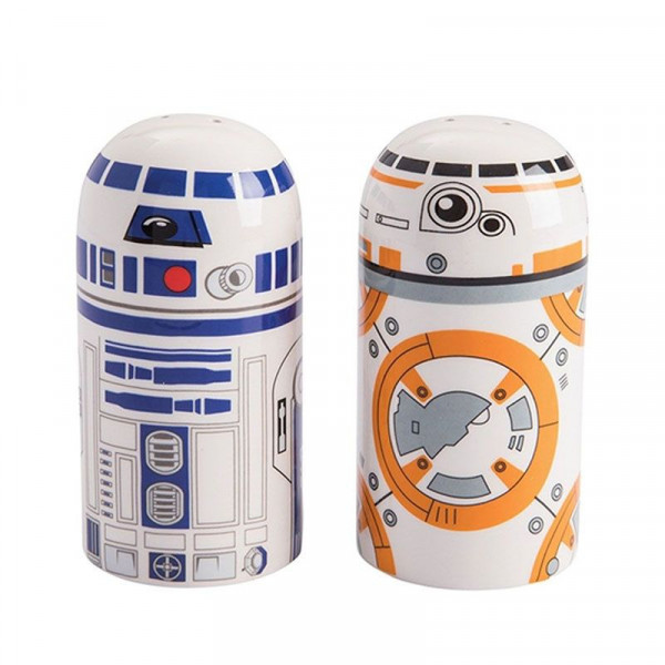 Solniczki Star Wars - R2-D2 & BB-8
