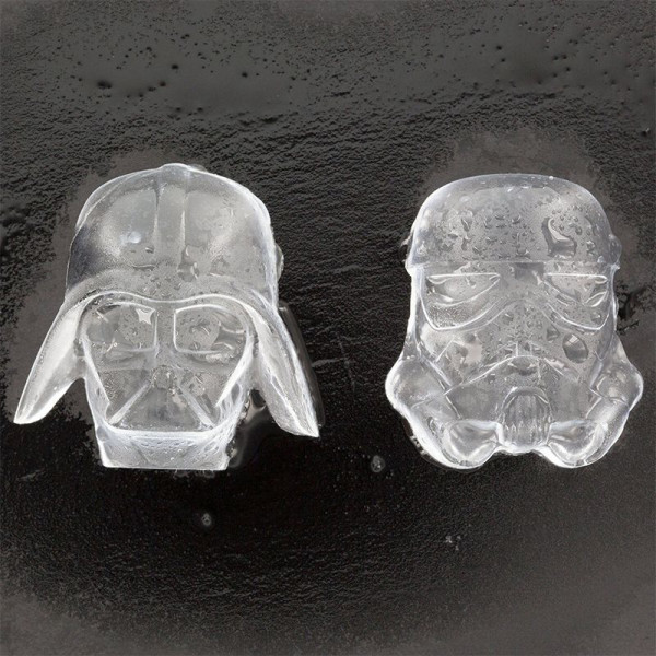 Star Wars - foremka do lodu Darth Vader i Stormtrooper