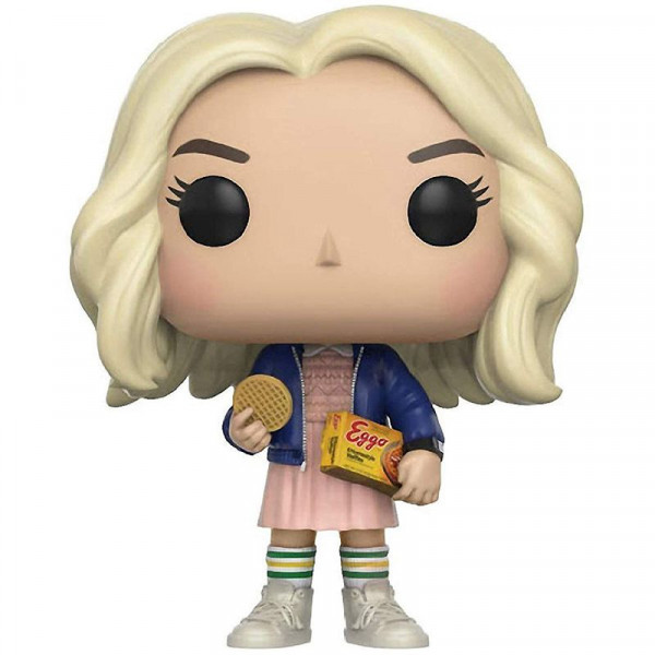 Stranger Things - figurka Eleven With Eggos - CHASE (Funko Pop! nr 421)