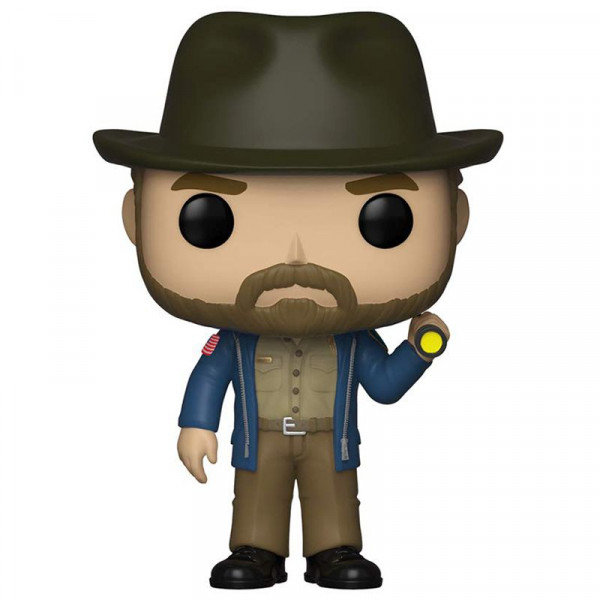 Stranger Things - figurka Hopper (Funko Pop! nr 720)