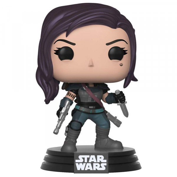 Star Wars: The Mandalorian - figurka Cara Dune (Funko Pop! nr 327)