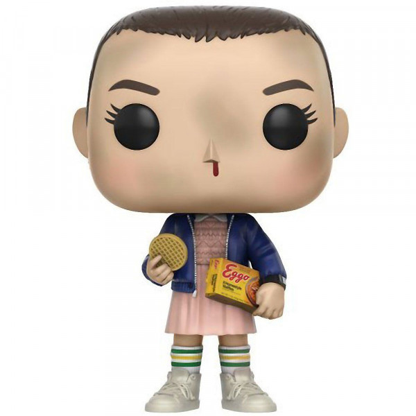 Stranger Things - figurka Eleven With Eggos (Funko Pop! nr 421)