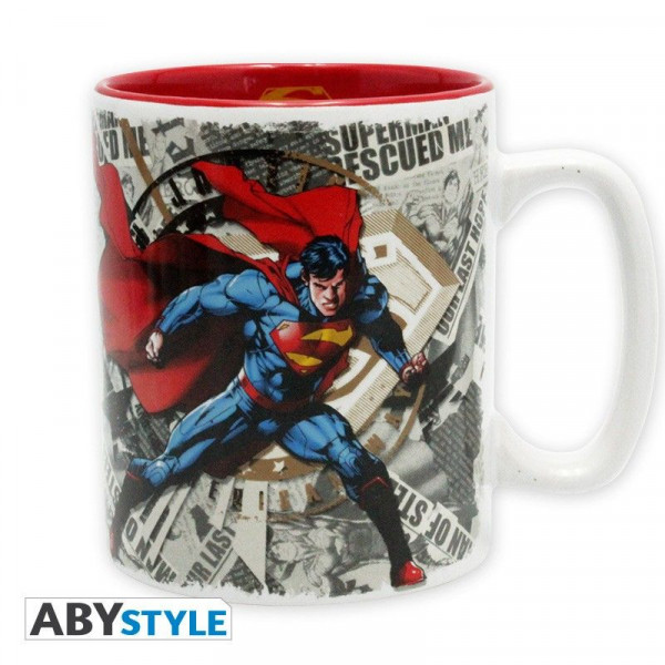 Superman - Superhero - kubek 460 ml