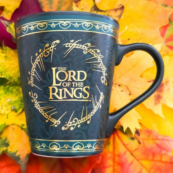 The Lord Of the Rings - kubek Liść z Lorien