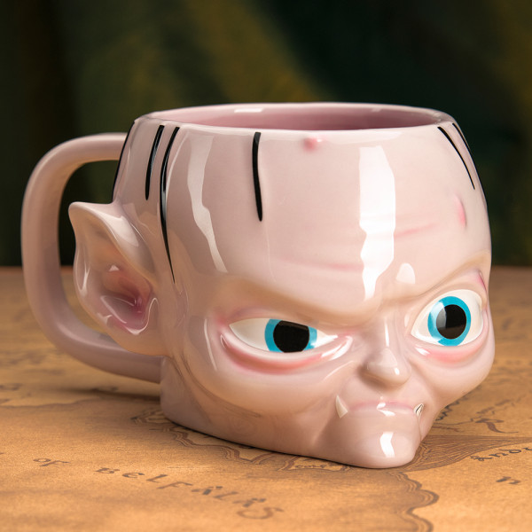 The Lord Of The Rings - Gollum kubek 3D