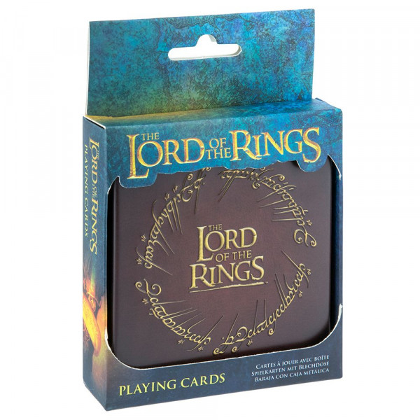 The Lord Of The Rings - karty do gry