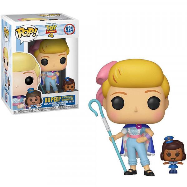 Toy Story - figurka Bo Peep i Officer Giggle McDimples (Funko Pop! nr 524)