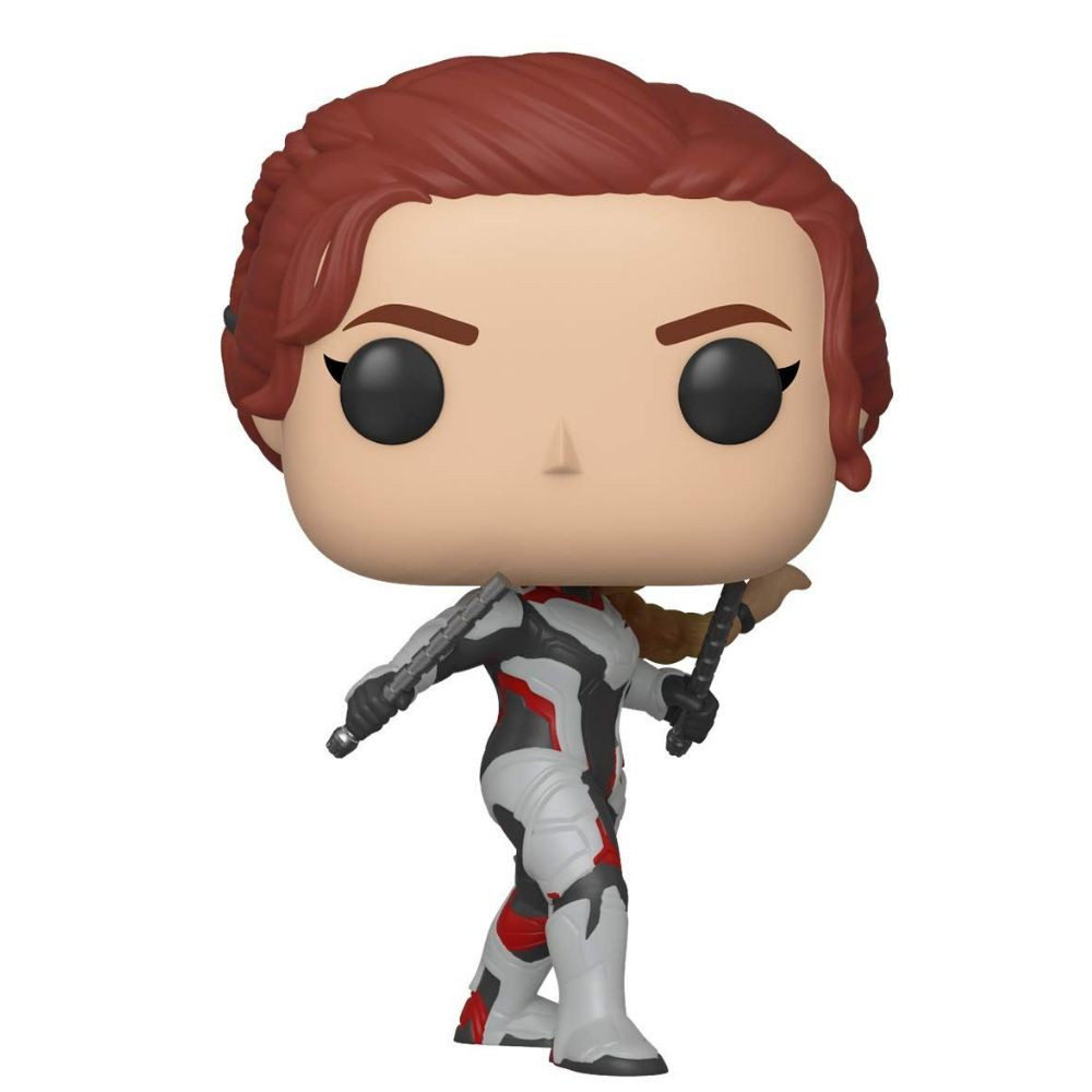 Avengers: Endgame - figurka Black Widow (Funko Pop! nr 454)