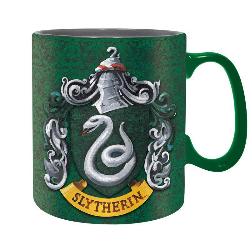 Harry Potter - Kubek Slytherin 460 ml