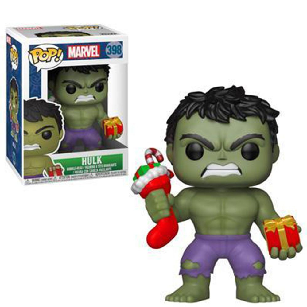 "Hulk - figurka świąteczna ""Stocking & Plush"" (Funko Pop! nr 398)"