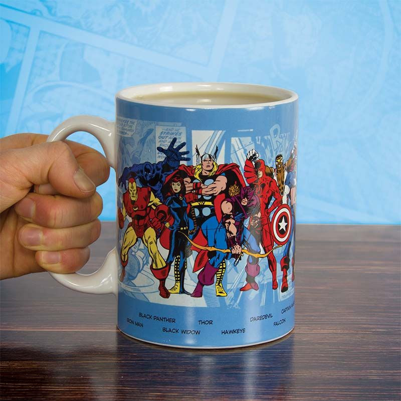 Marvel Comics - Kubek Retro 550 ml
