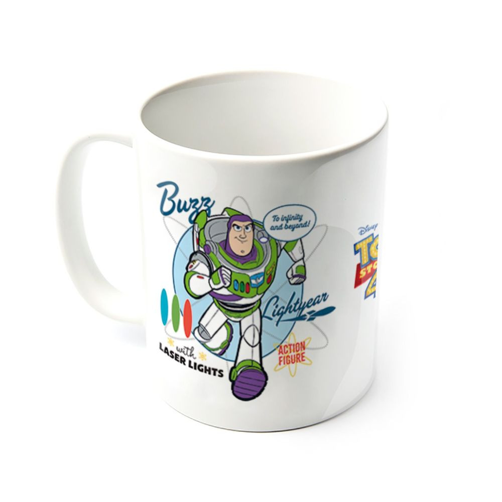 Toy Story - kubek Buzz Astral - To infinity and beyond!